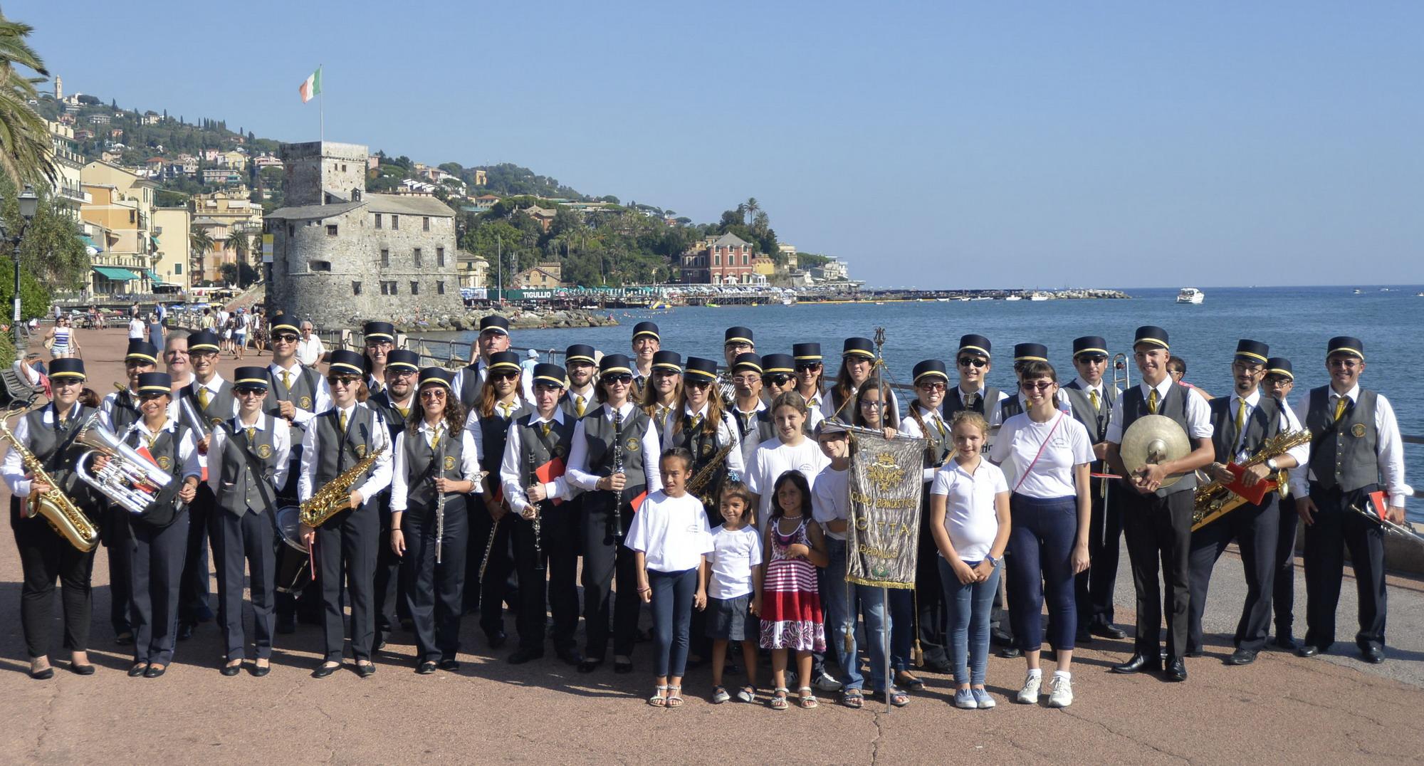 170 anni Corpo bandistico Città di Rapallo
