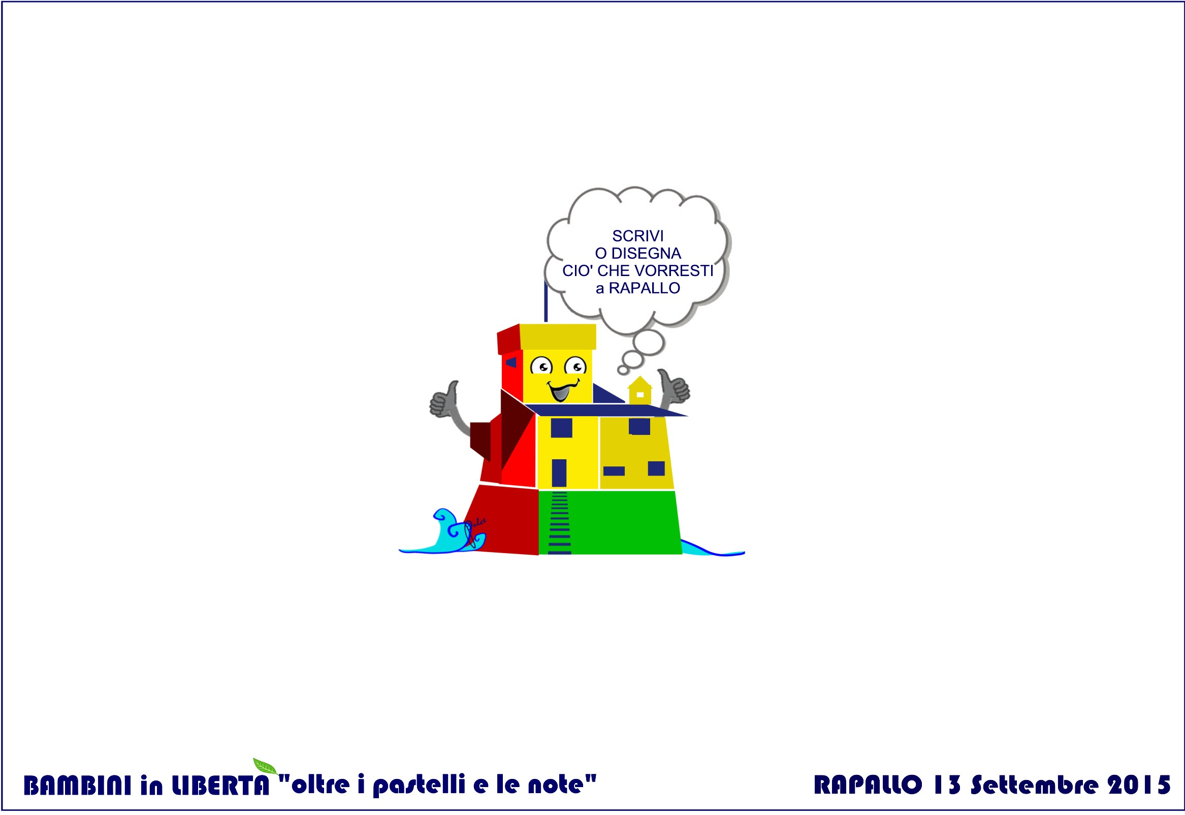 castello da colorare_BAMBINI_RAPALLOW
