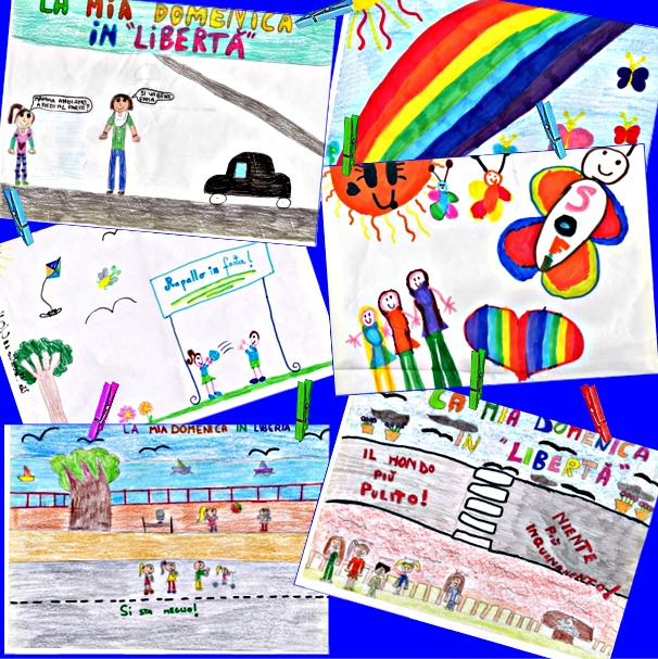 mostra_disegni_bambini_rapallo