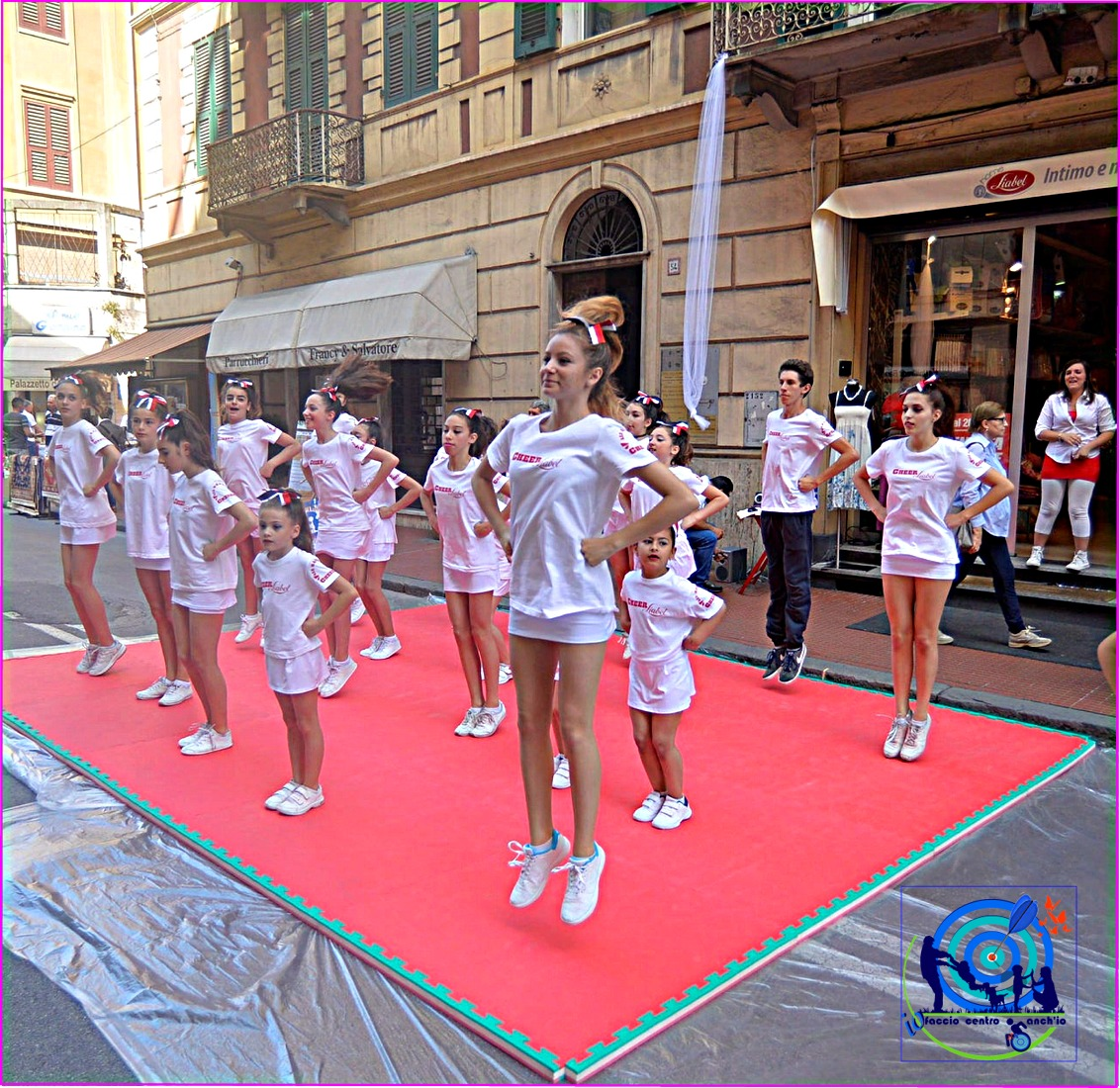 CHEERLEADERS ASD RAPALLO